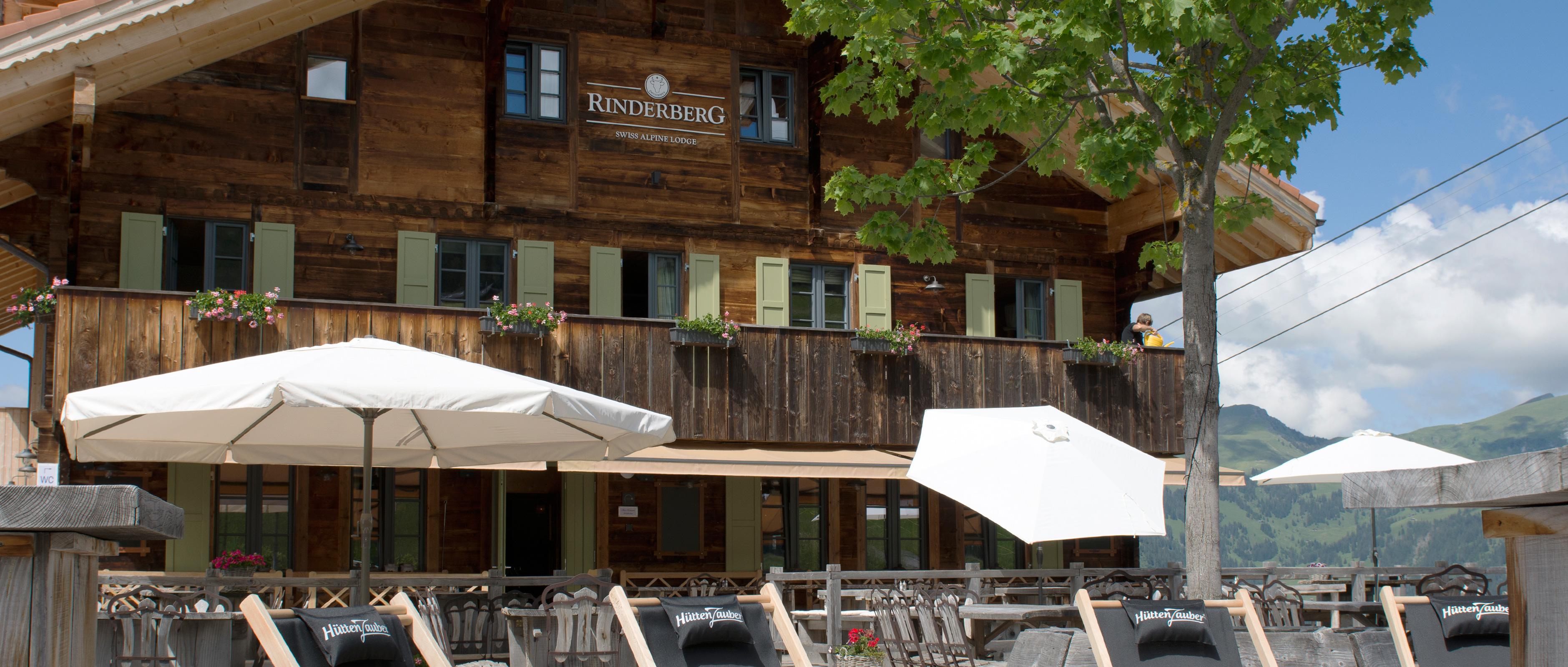 Gallery hotel rinderberg swiss alpine lodge en for Alpine lodge